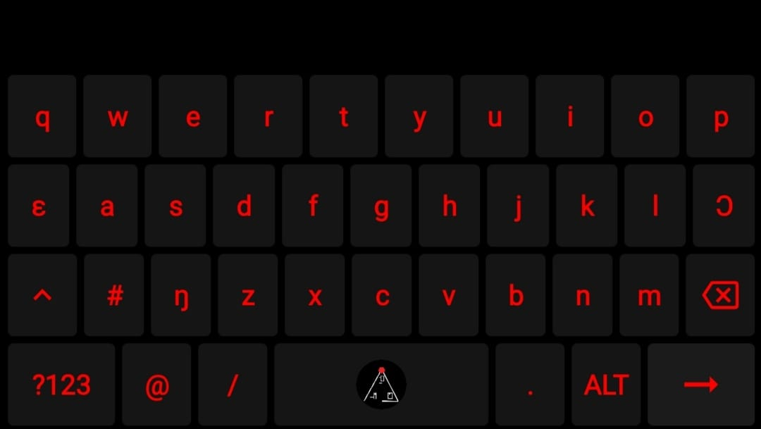 AiST Branded Universal Keyboard (GH) mobile